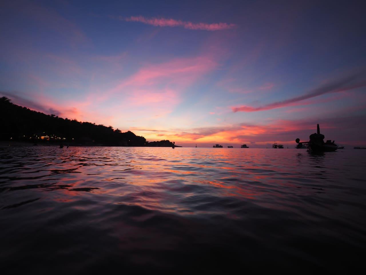 タオ島 ビーチ